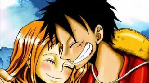 Nami and Luffy *** Just The Way You Are ***
