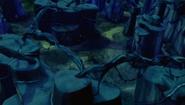 'Blite' inside in 'Cavern of Time'