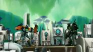 Shane Gang's Robot vs Quentin's Robot (2)