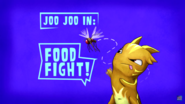 Joo Joo In... FOOD FIGHT!