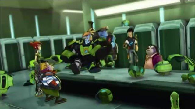 SlugTerrâneo 3 - Episódio 2 - Slug Ball