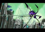 Krawiec z pajęczyną