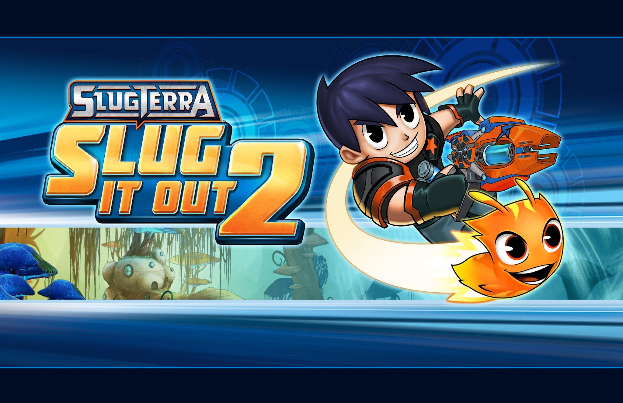 Slugterra Slug It Out 2 Slugterra Wiki Fandom Powered