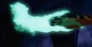 Darkfernus widoczny od boku