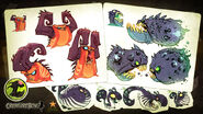 Creaturebox slugterra slugs 2
