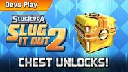 Slugterra Slug it Out 2 DEVS PLAY CHEST UNLOCKS!