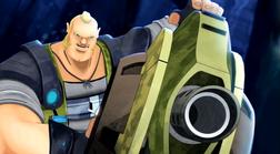 Sergeant Slug 3