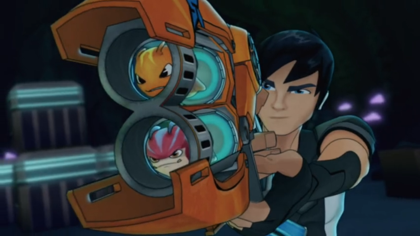 The Thrill Of The Game Slugterra Wiki Fandom Powered
