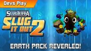 Slug it Out 2 DEVS PLAY Earth Pack Unboxing