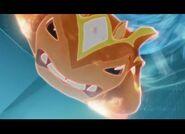 Głowa Burpy`ego