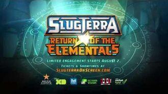 Slugterra Return of the Elementals Official Movie Trailer