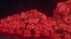 TheFalloftheEasternChampion(62) - The Stone Warriors are created