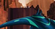 Błędny zwykły Hoverbug
