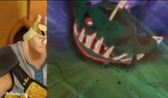 Thresher ghul i król