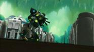 Shane Gang's Robot vs Quentin's Robot (3)