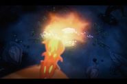 Burpy z ogniem