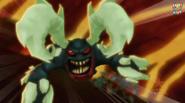 Grimmstone atakuje