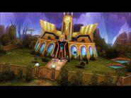 Pałac króla śluza