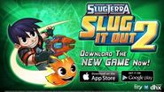 Slugterra Slug It Out 2 - Now Available on iOS and Android!