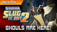 Slugterra Slug it Out 2 DEVS PLAY GHOULS ARE HERE!