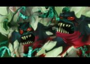 Grimmmstony w Mega Morfie