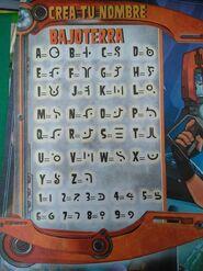 Slugterra Language