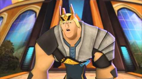 Slugterra - The King of Sling