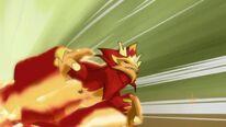Trailer - Fire Elemental Velocimorph