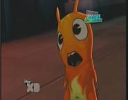 Zdziwiony Burpy