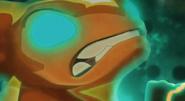 Zielone oczy Burpy`ego