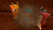 Burpy,Ramer i Digger