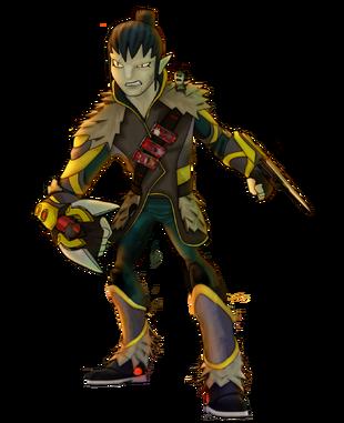 The Dark Slinger