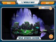 Wild Spores Cavern