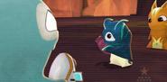 Wystraszony Bugsy