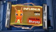 Infernus na ekranie