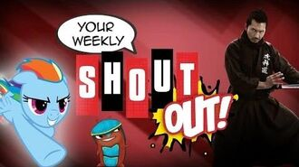 Food Fights, Exploding Slugs and Comicpalooza - Your Weekly Shout! Out Episode 48