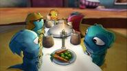 Obiad-sluzaki