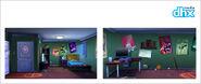 Eli's Room Concept Art 1