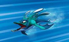 AquaBeek (Mega Morph Velocity)