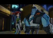 Zdziwieni Kord i Trixie