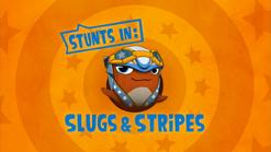 Stunts In 'Slugs And Stripes'