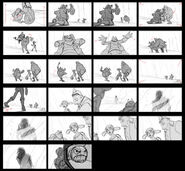 Slugterra Ghoul From Beyond Storyboard 8