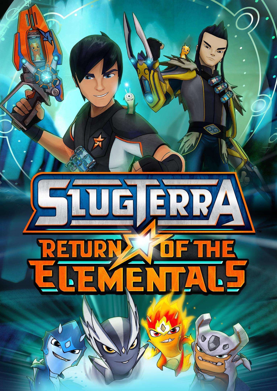Slugterra Return Of The Elementals Slugterra Wiki