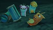 Burpy,Mydłek i Bamger śmieją się