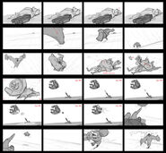 Slugterra Ghoul From Beyond Storyboard 5