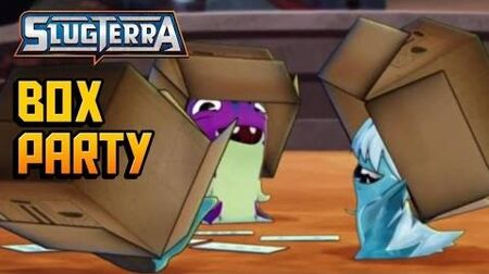 Slugterra Slugisode - Box Party