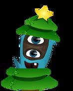 Double eye christmas