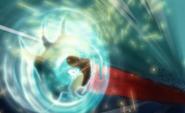 Thrasher atakujący
