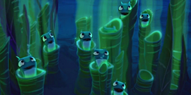 Ostrzejsza kolonia AquaBeeków