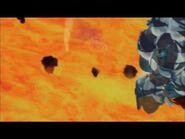 Magmowe Pieczary - jezioro magmy